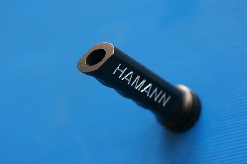 www.bmcnx.com bmw society chaing mai   ปลอกเบรคมือ Hamann [Black Edtion]